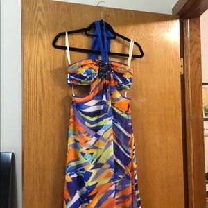 BCBG Maxi Dress, Size 0